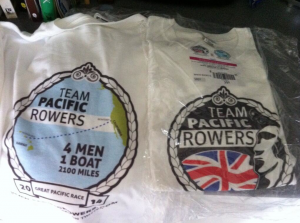 The team t-shirts. iPhone cameras could be better